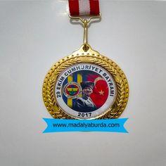 spor okulları madalyası, okul madalyası, başarılı öğrenciler, okuma bayramı madalyası