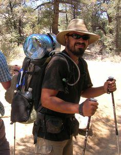 My Ultralight Backpacking Gear List (2013 Update)   Erik The Black's Backpacking Blog - I love this guy's blog!