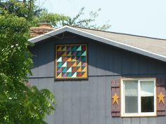 Barn Quilts on Pinterest | Barn Quilt Patterns, Chamber Of ...