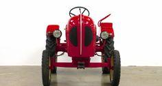 1963 Porsche Tractor  - Diesel Junior 109