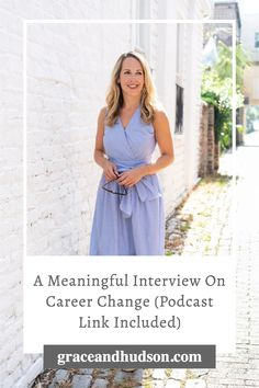 In this podcast, I talk with career change coach Vilma Usaite. We go deep! Vilma previously worked in finance and I'm a former lawyer, so we had a lot to say about switching careers. If a career change is in your future, you'll definitely want to listen and maybe even reach out to Vilma for some advice and guidance! She looks at career change from a holistic perspective, so she's different from all the coaches out there. My Career, Career Change, Switching Careers, I Quit My Job, Meaningful Conversations, Coaches, Lawyer, Perspective, Finance