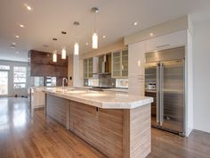 Marda Loop 2 - Contemporary - Kitchen - calgary - by Endeavour Developments