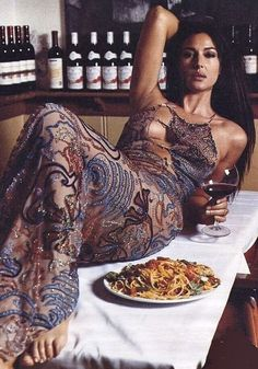 Monica Belluci...Perfection?