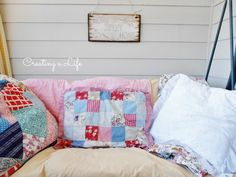 Creating A Life: Spring on the Back Porch {Finally!}