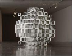 David Altmejd I Flux I Paris Museum of Modern Art