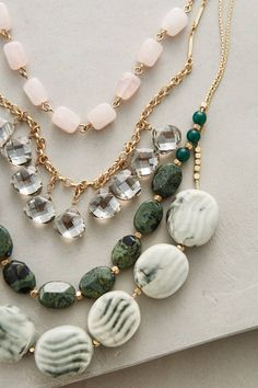 Lorca Layered Necklace - anthropologie.com