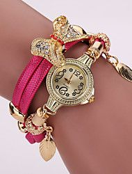 женские моды браслет часы