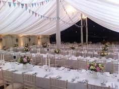 marquee weddings testle tables - Google Search