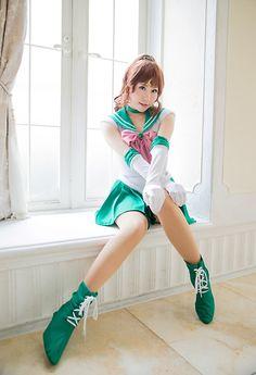 #cosplay sailor moon