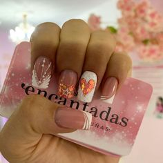 Cute Nails, Pretty Nails, My Nails, French Tip Acrylic Nails, Stiletto Nail Art, Crazy Nails, Luxury Nails, Diamond Nails, Cool Nail Designs