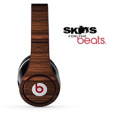 Heavy Grain Wood Skin for the Beats by Dre Studio by TheSkinDudes, $19.99