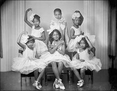 Famous Tap Dancers Names | Ballet Dancers taught by Doris Patterson, c. 1948