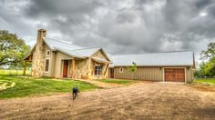 Hill Country Architecture | Hill Country Ranch Design | J. Bryant Boyd, Architect, Design-Build