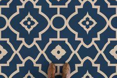 Morocco Moroccan Style Vinyl Flooring