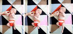 Brooke Schwab // Baby Sailor & pacifier