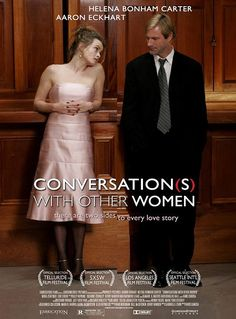 Una de mis películas favoritas.   Conversation(s) with other women <3