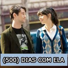"""resenha do filme (500) Dias com Ela (""""Este não é um filme de romance. É um filme sobre o amor."""")  http://petitandy.com"""
