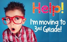 Blog post for teachers who are moving to third grade this year!