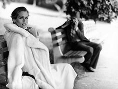 I've always admired Lauren Hutton for staying true and not compromising.