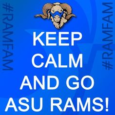Angelo State University Ram Fam! Part 58