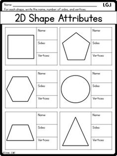 2d shapes sides and vertices kindergarten math 2d shapes kindergarten teaching shapes. Black Bedroom Furniture Sets. Home Design Ideas