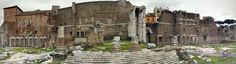 Rome in April - The Forum of Augustus and the Forum of Nerva.  http://romandespatches.blogspot.co.uk/2015/06/rome-in-april-forum-of-augustus-and.html