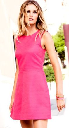 H & M Spring 2013 - Simple and pink!