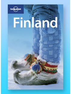 Finland Travel Guide Lonely Planet - Auckland Map Centre For when I make it to Finland. =]