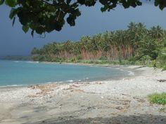 Honiara Solomon Islands  Mboheni (Bonegi) beach
