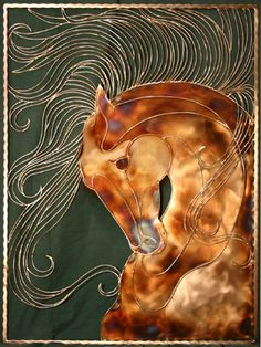 I was just thinking outside the box - if you had a student who was struggling with fine motor skills, maybe for homework or a center, they could add mane designs like this to pictures of horses.