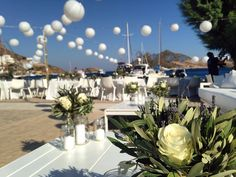 Wedding in Patmos Aktis, July From Turkey with love !