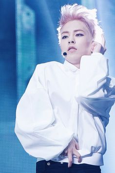 EXO Xiumin looking hot in Overdose gestures°° #minseok