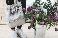 Bucket Bag ! #creationannejerome  www.creationannejerome.fr