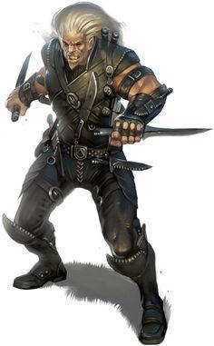 Pathfinder RPG Art | WF1-Radovan.jpg (619×1000) | Tabletop RPG - Inspiring Fantasy Art