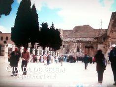Cidade de Belém, Cisjordania em Israel In Série A Última Esperança, baseada nas 7 igrejas do Apocalipse com Pr. Luís Gonçalves da Igreja Adventista. Gravada em países do oriente médio, Europa e América do Norte.