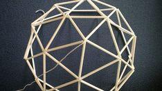 Pallohimmeli – Pistoja & Lastuja Handicraft Ideas, Diy, Bricolage, Do It Yourself, Fai Da Te, Diys