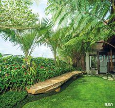 Sentuhan Budaya Lokal Pada Desain Roof Garden | Majalah Griya Asri