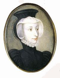 Magdalena of Austria (1532 - 1590). Daughter of Ferdinand I and Anna of Bohemia and Hungary.