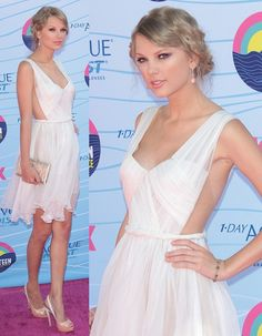 A Look Back at 10 of Taylor Swift's Best Dress Moments from 2012