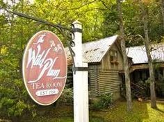 Wild Plum Tea Room, Gatlinburg