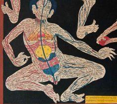 Magic Transistor — Tibetan Medicine Thangkas from the Four Tantra.