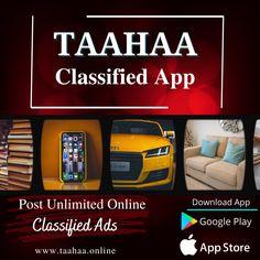 App Store, Google Play, Ads