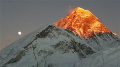 Don't know where is Mount Everest Located? If you are aware of this then this article offers the information about where is Mount Everest Located in earth. Mount Everest Climbers, Visit China, Mountain Paintings, China Travel, Where To Go, Beautiful World, Travel Destinations, Places To Visit, Nepal