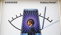 Korean paper Yonhap News reports Samsung has suspended Galaxy Note 7 production in cooperation with safety regulators in the US, Korea and China.