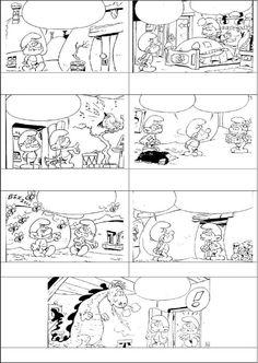 Còmic dels Barrufets