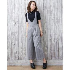 ガウチョサロペット | イング(INGNI) | ファッション通販 マルイウェブチャネル[WW728-271-83-01]