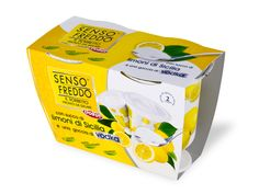 Dolfin » Senso Freddo 2010 Packaging - Ready to freeze - lemon