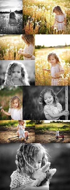 Rustic, little girls photos. I am in love, need to get pics done like this if I…