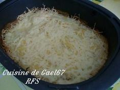 Recette Accompagnement : Gratin dauphinois ultra pro tupperware par Gael67