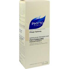 PHYTO PHYTOBAUME Feuchtigkeit Spülung:   Packungsinhalt: 150 ml Haarspülung PZN: 09284051 Hersteller: Ales Groupe Cosmetic Deutschland…